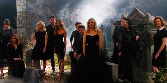 The Cast Of BUFFY THE VAMPIRE SLAYER Reunites For Entertainment Weekly