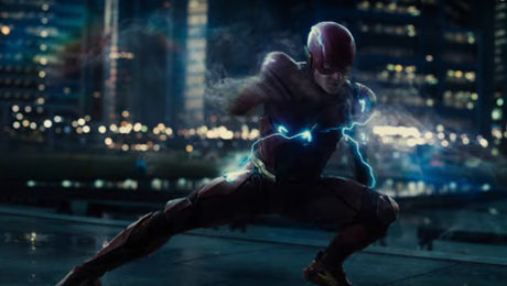The Flash Joins The Speed Force in JUSTICE LEAGUE Teaser