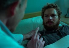 Danny Rand (Finn Jones) in Iron Fist