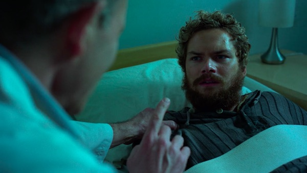 MARVEL'S IRON FIST Recap: (S01E02) Shadow Hawk Takes Flight