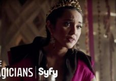 """Margo Puts Quentin in His Place in this Sneak Peek of THE MAGICIANS (S02E10) """"The Girl Who Told Time"""""""