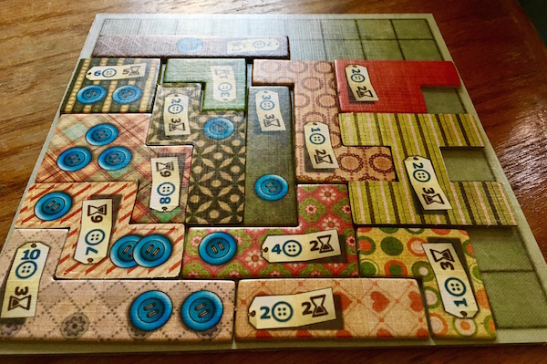 PATCHWORK – A Game That Proves Quilting Isn't Just For Grandma
