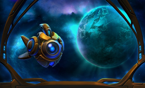 Meet Probius, HEROES OF THE STORM'S Next Hero