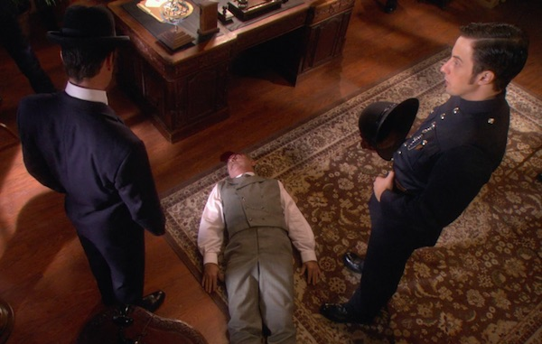 MURDOCH MYSTERIES Rewatch: (S02E07) Big Murderer on Campus
