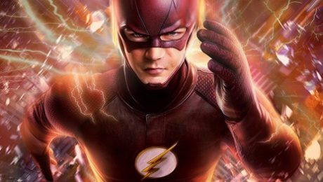 """A Future Enemy May have Barry's Answers in the Trailer for the Next Episode of THE FLASH """"Abra Kadabra"""""""