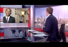 Parody of Kids Interrupting Dad's BBC News Interview Viral Video Is Perfect