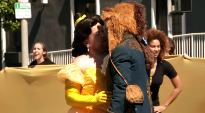 James Corden Presents Crosswalk The Musical: BEAUTY AND THE BEAST