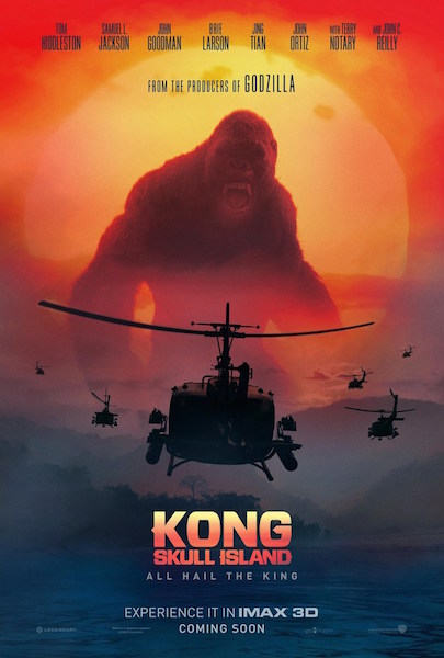 Movie Review – KONG: SKULL ISLAND