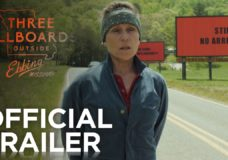 Watch The Amazing Trailer for THREE BILLBOARDS OUTSIDE EBBING, MISSOURI