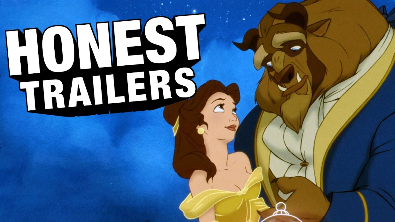 Watch Honest Trailers BEAUTY AND THE BEAST
