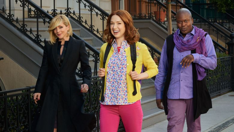UNBREAKABLE KIMMY SCHMIDT Is Going To College!