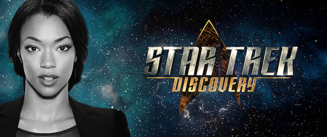 It's Official! Sonequa Martin-Green Is Joining The Cast Of STAR TREK: DISCOVERY
