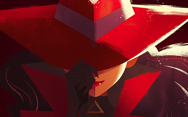 Where in the World is Carmen Sandiego? You'll Find Her on Netflix