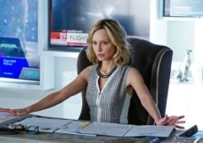 Calista Flockhart is Returning for the SUPERGIRL Season 2 Finale