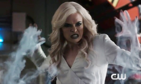 """Things are Getting Frosty in this Sneak Peek of THE FLASH """"The Once and Future Flash"""""""