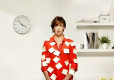 Miranda Hart by Mark Harrison via mirandahart.com