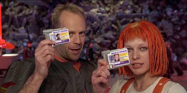 Get Your Multi-Pass Ready! THE FIFTH ELEMENT Returns To Theaters For 2 Days