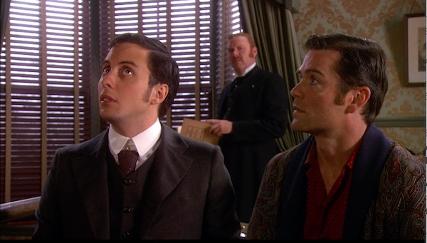 MURDOCH MYSTERIES Rewatch: (S02E09) Convalescence