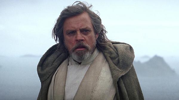 Luke Skywalker IS The Last Jedi