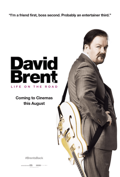 Movie Review – DAVID BRENT: LIFE ON THE ROAD