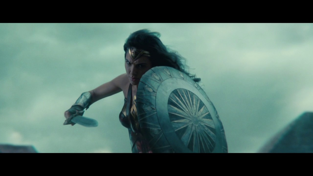 Watch Gal Gadot in Two New Action Packed WONDER WOMAN TV Spots