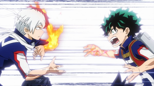 MY HERO ACADEMIA Recap: (S02E05) Cavalry Battle Finale