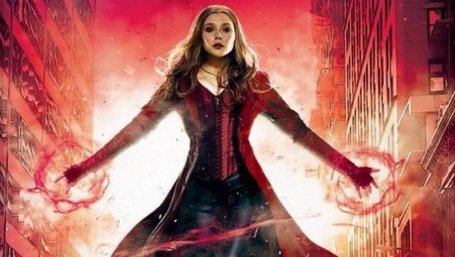 Speculation on Getting a Scarlet Witch/Vision Romance in AVENGERS: INFINITY WAR