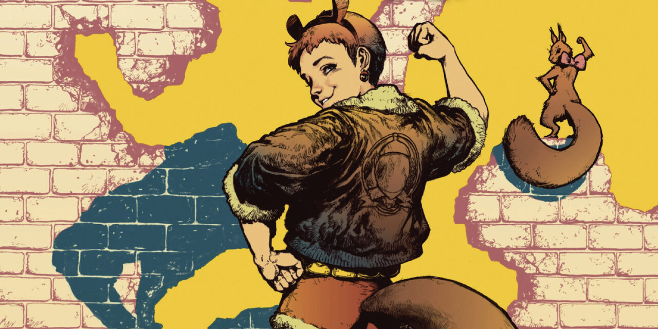 SQUIRREL GIRL and the NEW WARRIORS Cast Are Locked and Ready to Fight
