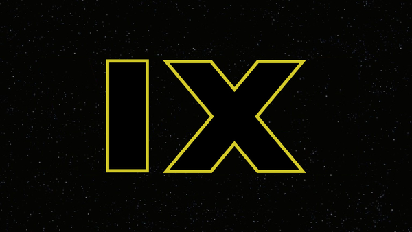 STAR WARS EPISODE IX Gets a Release Date