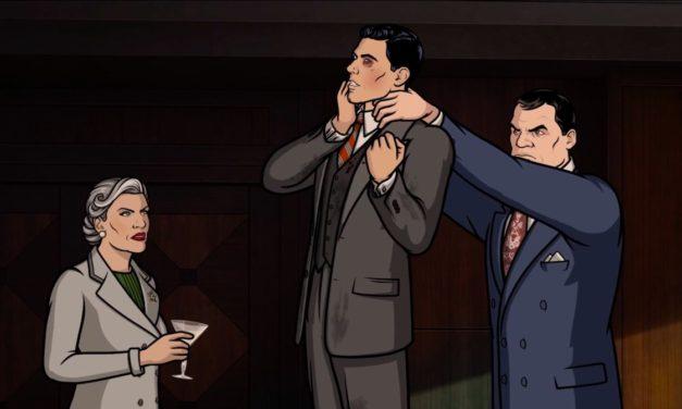 ARCHER DREAMLAND Recap: Waxing Gibbious (S08E06)