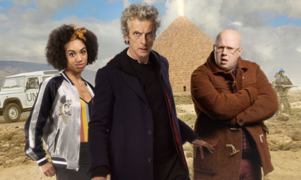 This Week's DOCTOR WHO Episode Altered Following Manchester Terror Attack