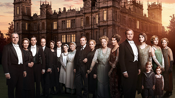DOWNTON ABBEY Is Getting a Movie