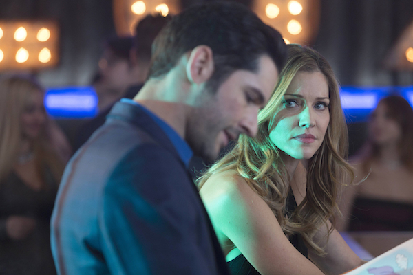 The Flaming Sword Revealed in this Preview for the Next Episode of LUCIFER