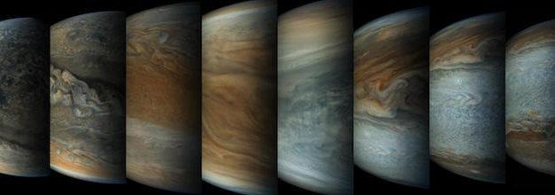 NASA's Juno Mission Finds 'A Whole New Jupiter'