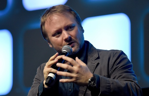 Rian Johnson Requested a Change to the Ending of THE FORCE AWAKENS