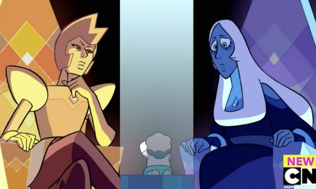 STEVEN UNIVERSE Recap: (S05E02) The Trial