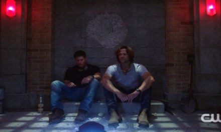SUPERNATURAL Recap: (S12E22) Who We Are