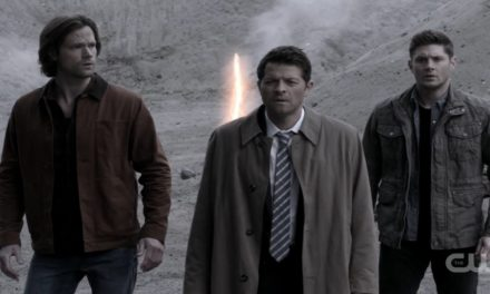 SUPERNATURAL Season 12 Finale Recap: (S12E23) All Along the Watchtower