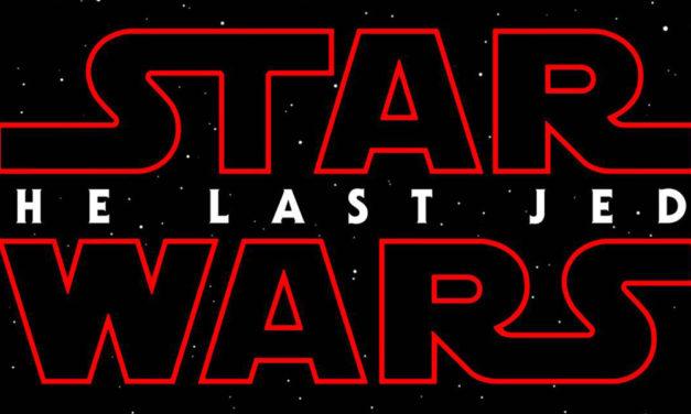 Movie Review – STAR WARS: THE LAST JEDI