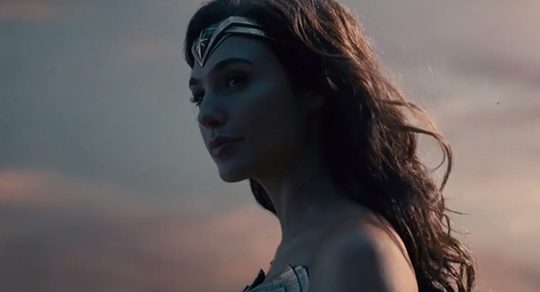 New WONDER WOMAN Teaser Delivers the Fun
