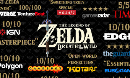 What Made THE LEGEND OF ZELDA: BREATH OF THE WILD a 10/10?