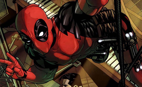 DEADPOOL Will Take Over with Animated Series on FXX
