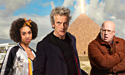 DOCTOR WHO Recap: (S10E07) The Pyramid at the End of the World