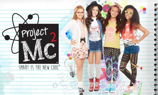 Tween Science and Spycraft Mix on Netflix's Project Mc2
