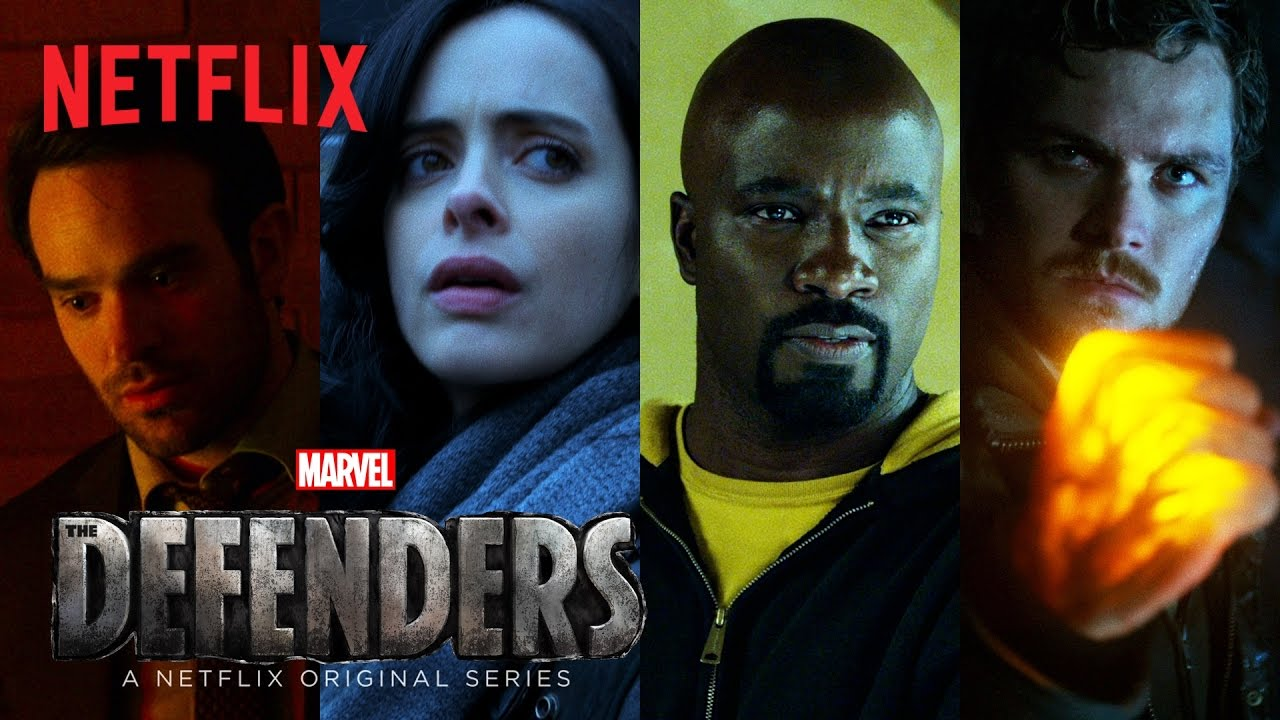 Top 6 Thoughts on That DEFENDERS Trailer!