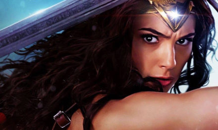 New WONDER WOMAN International Poster Takes Charge