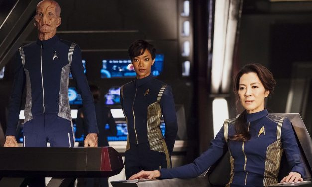 STAR TREK: DISCOVERY Finally Gets It's Premiere Date