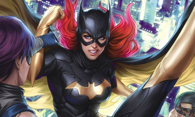 BATGIRL Movie On Again with BUMBLEBEE Writer On Board