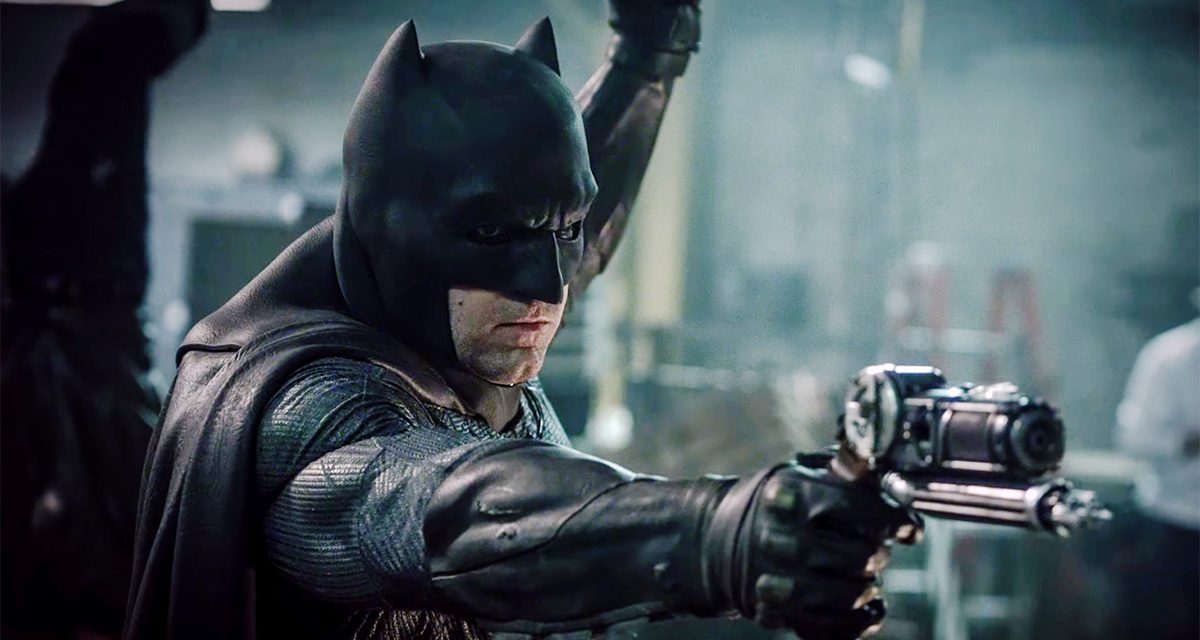 THE BATMAN May Be a Noir Style Detective Film. Yes Please!
