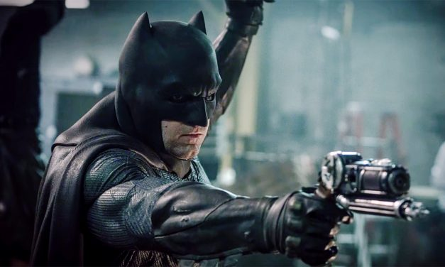 "Ben Affleck ""Contemplating"" Returning to Batman Role"